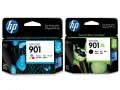 惠普(HP)901XL号高容黑色+901号彩色超值套装