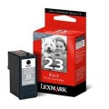 利盟(lexmark)LM23黑色墨盒