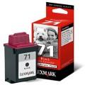 利盟(lexmark)15M2971A黑色墨盒