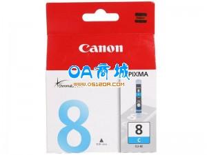 佳能(Canon)CLI-8C蓝色墨盒