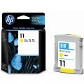 HP 11号 C4838A黄色墨盒