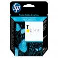 HP 11号 C4813A 黄色打印头