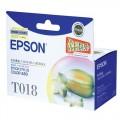 爱普生(EPSON)T018彩色墨盒