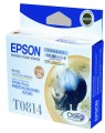 爱普生(EPSON)T0814黄色墨盒(大容量)
