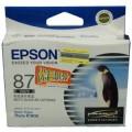 爱普生(EPSON)T0878粗面黑色墨盒