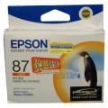 爱普生(EPSON)T0879橙色墨盒