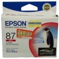 爱普生(EPSON)T0877红色墨盒