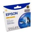 爱普生(EPSON)T0549蓝色墨盒