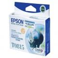 爱普生(EPSON)T0815淡青色墨盒(大容量)
