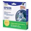 爱普生(EPSON)T007黑色墨盒