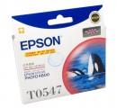 爱普生(EPSON)T0547红色墨盒
