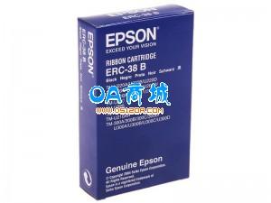 爱普生(Epson)ERC-38B色带 黑色